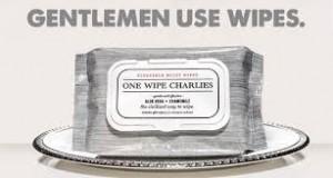 one wipe charlies