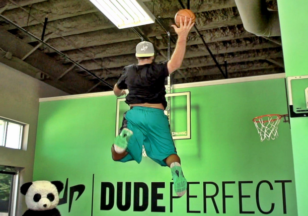 LG Dude Perfect