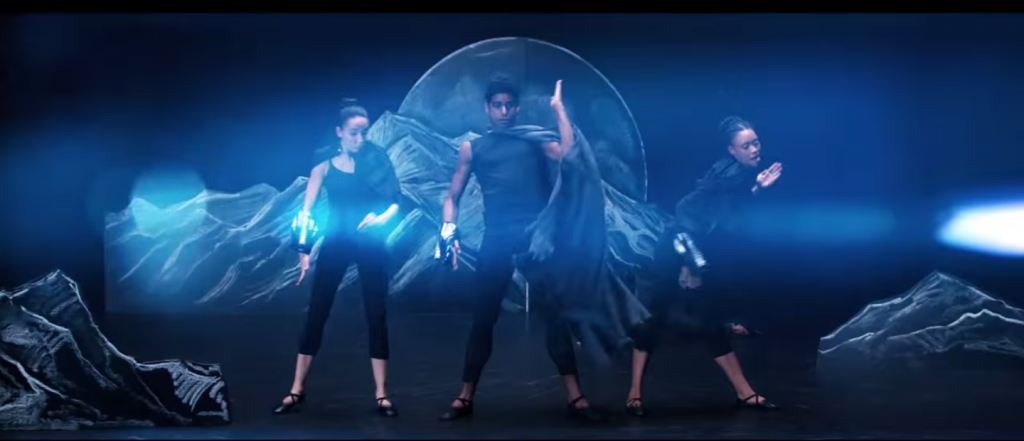New York City Ballet Teaches PlayStation Gamers to Taunt with Flair