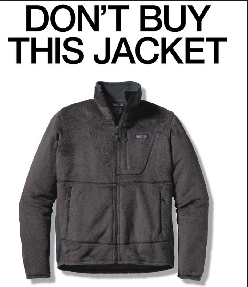 Patagonia's Reverse-Psychology 'Don't Buy This Jacket' Drives Sales